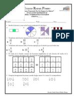 Evaluacion de Fracciones 4