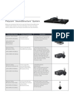 SoundStructure Accessory Guide