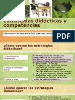 Estrategias didácticas y competencias