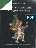 Ponte a bailar, tú que reinas. Antropologíoa de la danza prehispánica.pdf