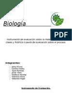 Biología - Segunda Evaluación TERMINAD