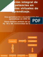 Evaluación Integral de Competencias en Ambientes Virtuales De