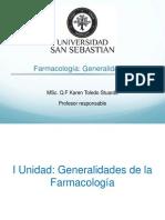 Conceptos Generales Farmacología