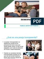 ADOPCION HOMOPARENTAL