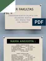 Seminar Fakultas Pbl II
