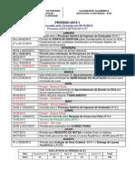 2015-1 Calendario EAD