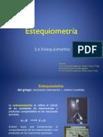 09 Estequiometría