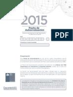 Autoevaluacion-2015