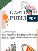 Gas to Public Oba Lanza de Pagos