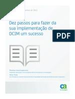 CA DCIM - Dez Passos Para Fazer de Sua Implementação de DCIM Um Sucesso ...