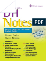 DH Notes - Dental Hygienist's Chairside Pocket Guide
