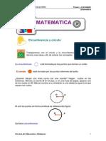 Circunferencia y c%EDrculo