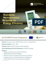 Promotion and Development of Energy Efficient Air Conditioners in ASEAN