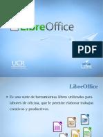01 Introducción a LibreOffice