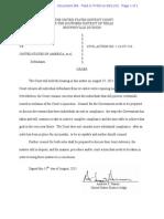 Texas v. United States - Order 8-11-2015