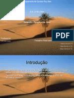 Powerpoint de geografia- agricultura de oásis
