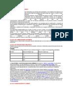 Geometría de Las Creaciones, Ley de Proporciones, El Mol, Reacción Quimica, Gases, Presión, Temperatura, Volumen, Medidas de Tendencia