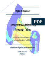 Fundamentos Metodo Elementos Finitos