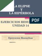 Elipse Hiperbola Resueltos