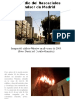 3 Incendio Del Rascacielos Windsor de Madrid