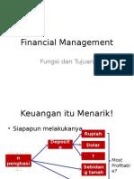 konsep dasar management keuangan