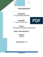 Informe FisicoQuimica Pract 3