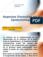 Aspectos Grales Epidemiología 2011
