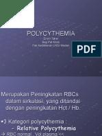 ppt POLYCYTHEMIA