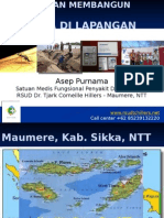 World Malaria Day 2013(Dr. Asep Purnama)