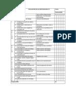 Evaluación de Las Metodología 5