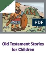 Old Testament Stories for Children