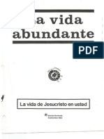 La vida abundante-La vida de Jesucristo en usted SEAN.pdf