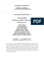 Lab Oratorio de Prensa Escrita