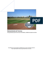Field Maintenance Guide Spanish
