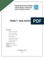 Tema 7-Gas Natural