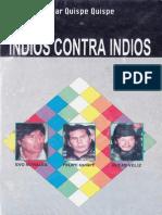 2003 Indios Contra Indios Ayar Quispe