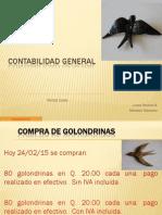 Contabilidad General PARTIDA DOBLE