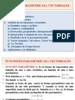 Funciones Paramétricas y Vectoriales
