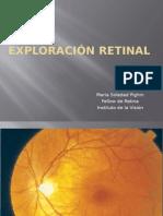 Exploracion Retinal