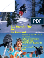 9th English 71 Fear at the Top