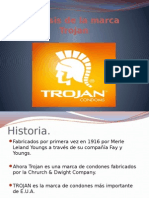 Análisis de La Marca Trojan