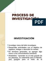 Diapositiva Proceso de Investigación