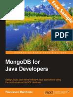 MongoDB for Java Developers - Sample Chapter