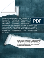 Advertising REsearch .pptx