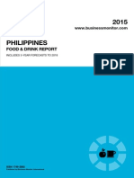 Philippines (Food & Drink Report 2015)