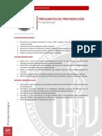 UPV Fisiopatología - Preguntas de Preparación