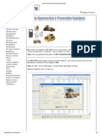 Costo de Operación y Posesión de Equipos de Pagina IP3