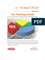 Tax Planning Guide 2014 Edition