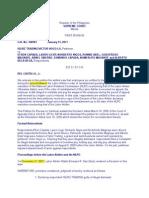 ISLRIZ Trading vs Cadapa G.R. No. 168501 January 31, 2011