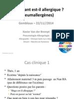 Allergie Enfants (Pneumo)